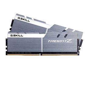 G.Skill Trident Z Silver/White DDR4 3200MHz 2x16GB (F4-3200C15D-32GTZSW)