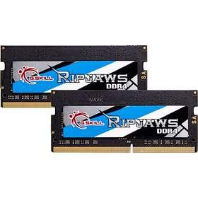 G.Skill Ripjaws SO-DIMM DDR4 3000MHz 2x16GB (F4-3000C16D-32GRS)