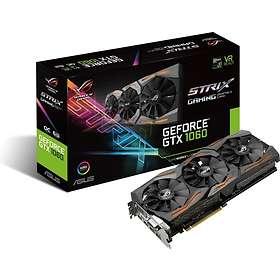 Asus GeForce GTX 1060 Strix Gaming OC 2xHDMI 2xDP 6GB