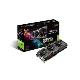 Asus GeForce GTX 1060 ROG Strix Gaming 2xHDMI 2xDP 6GB