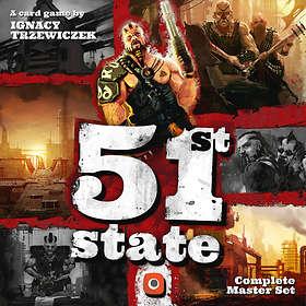 51st State: Complete Master Set