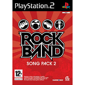 Rock Band: Song Pack 02 (PS2)