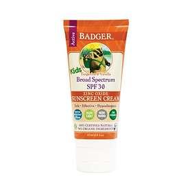 Badger Kids Sunscreen SPF30 87ml