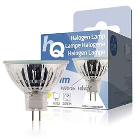 HQ Halogen MR16 673lm 2800K GU5,3 50W (Dimbar)