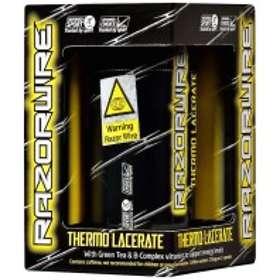 Razorwire Thermo Lacerate Yellow 100 Capsules