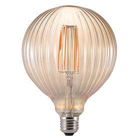 Nordlux Avra Filament Brown LED 130lm 2200K E27 2W (Ø125)