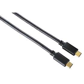 Hama 3 Stars USB C - USB C 2.0 0,75m