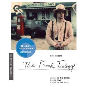 Wim Wenders: The Road Trilogy - Criterion Collection (US)