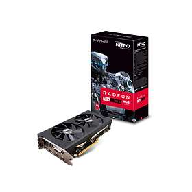 Sapphire Radeon RX 480 Nitro+ OC (11260-01) 2xHDMI 2xDP 8GB