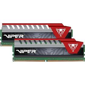 Patriot Viper Elite Red DDR4 2800MHz 2x4GB (PVE48G280C6KRD)