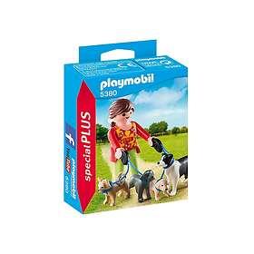 Playmobil Special Plus 5380 Hundvakt