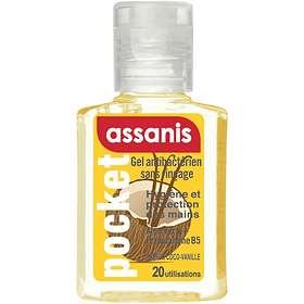 Assanis Pocket Parfum Antibacterien Gel 20ml