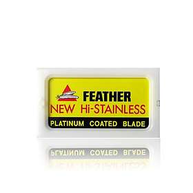 Feather New Hi-Stainless Double Edge 10-pack