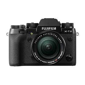 Fujifilm X-T2 + 18-55/2.8-4.0 OIS