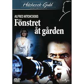 Alfred Hitchcocks Guld 3: Fönstret åt gården