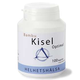 Helhetshälsa Kisel Optimal 100 Kapslar