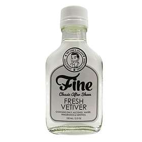 Fine Accoutrements Fresh Vetiver After Shave Lotion Splash 100ml