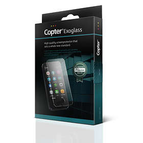 Copter Exoglass Curved Screen Protector for Sony Xperia XA