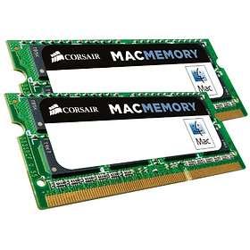 Corsair SO-DIMM DDR3L 1600MHz Apple 2x8GB (CMSA16GX3M2A16C)