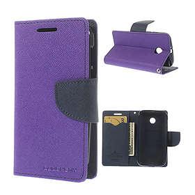 Goospery Fancy Diary for Motorola Moto E
