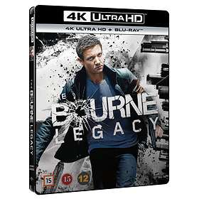 The Bourne Legacy (UHD+BD)