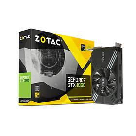 Zotac GeForce GTX 1060 Mini HDMI 3xDP 6GB
