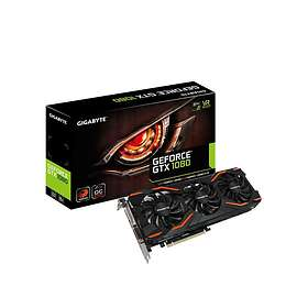 Gigabyte GeForce GTX 1080 Windforce 3X OC HDMI 3xDP 8GB