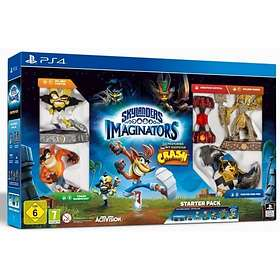 Skylanders Imaginators - Crash Edition Starter Pack