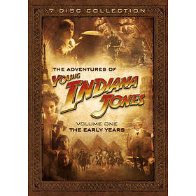 The Adventures of Young Indiana Jones - Vol 1