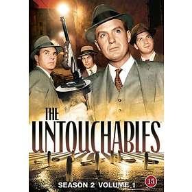 Untouchables - Säsong 2 Del 1