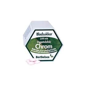 Berthelsen Chromium 250 Tabletter