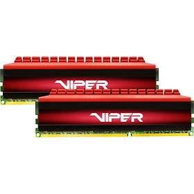 Patriot Viper 4 Red DDR4 3400MHz 2x8GB (PV416G340C6K)