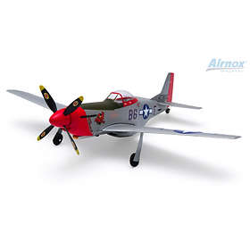 Airnox RC UMS P-51D Mustang RTF