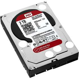 WD Red Pro WD2002FFSX 64MB 2TB