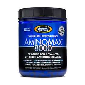 Gaspari Nutrition Aminomx 8000 350 Tablets