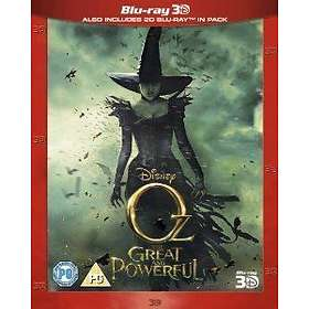 OZ: The Great and Powerful 3D (UK)