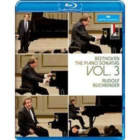 Beethoven - The Piano Sonatas - Vol. 3