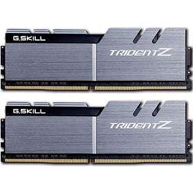 G.Skill Trident Z Silver/Black DDR4 3200MHz 2x8GB (F4-3200C14D-16GTZSK)