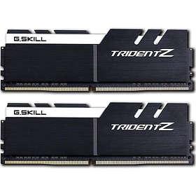 G.Skill Trident Z Black/White DDR4 3200MHz 2x8GB (F4-3200C14D-16GTZKW)
