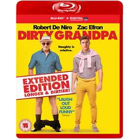 Dirty Grandpa - Extended Edition (UK)