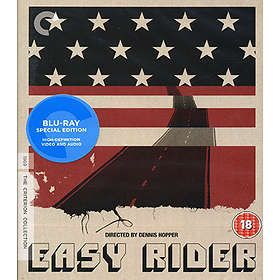 Easy Rider - Criterion Collection (UK)