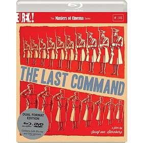 The Last Command - Masters of Cinema (UK)
