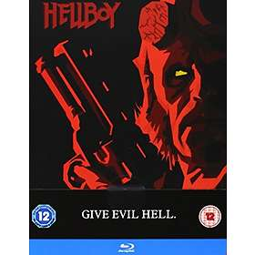 Hellboy - SteelBook (UK)