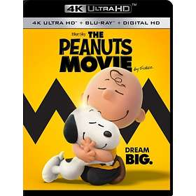 The Peanuts Movie (UHD+BD) (US)