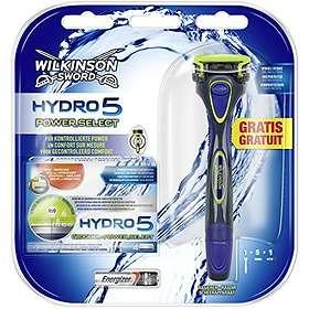 Wilkinson Sword Hydro 5 Power Select (+4 Extra Blad)