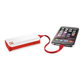 Urban Revolt PowerBank 4400 with Lightning Cable