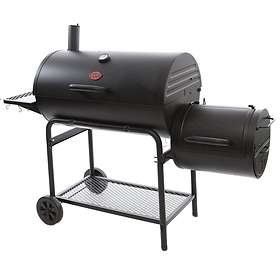 Char Griller Competition Offset Charcoal Smoker