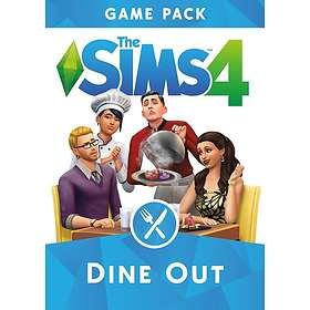 The Sims 4: Dine Out (Expansion) (PC)