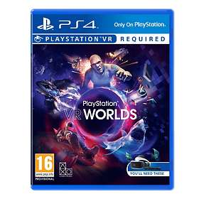 Playstation VR Worlds (VR)