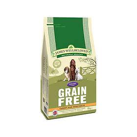 James Wellbeloved Dog Senior Grain Free Turkey & Vegetables 10kg